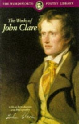The Poetical Works (Wordsworth Poetry Library), Clare, John Paperback Book The