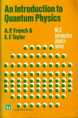 An Introduction to Quantum Physics (MIT Introduct..., Taylor, Edwin F. Paperback