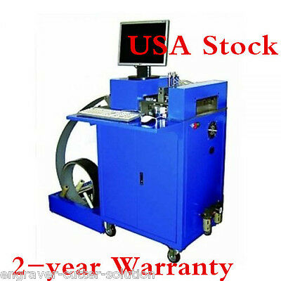 US Stock Ving CNC Notching Notcher Machine for Metal Channel Letter, Single Side
