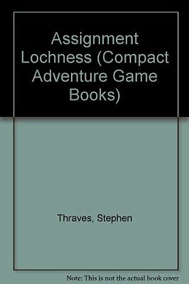 Assignment Lochness (Compact Adventure ..., Thraves, Stephen Mixed media product