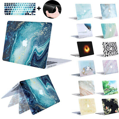 Mosiso Hard Matte Case for Apple Macbook Air 13 A1466 w Keyboard Cover 2012-2017