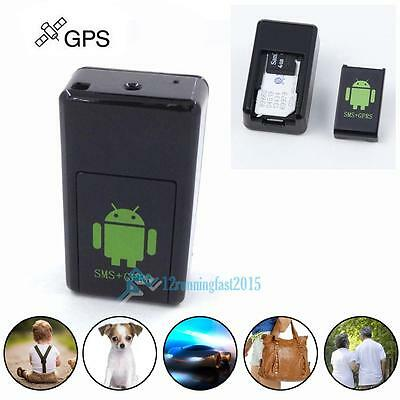 GF-08 Mini GSM/GPRS Tracker & GSM Listening device with voice activated New!