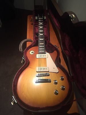 2016 Gibson Les Paul 60s Tribute