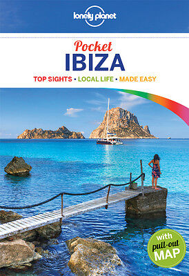 Lonely Planet POCKET GUIDE IBIZA 1 (Travel Guide) - BRAND NEW PAPERBACK