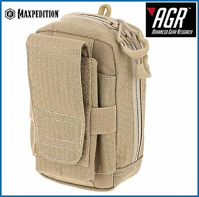 Maxpedition Advanced Gear Research PUP Phone Utility Pouch Tan PUPTAN