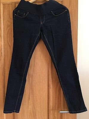 New Look Maternity Under Bump Skinny Jeans / Jeggings Size 8