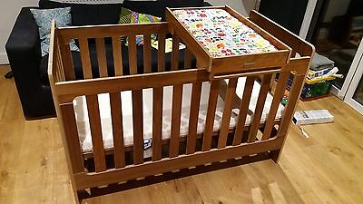 Mamas and Papas Fable cot bed