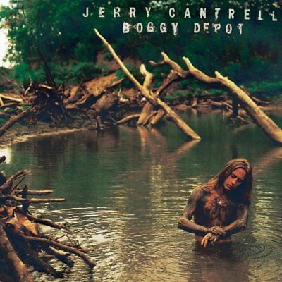 Jerry Cantrell : Boggy Depot CD