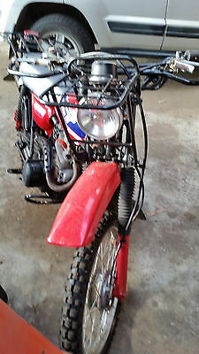 Honda Ag Bike, Ct200, Automatic, Electric Start, New Tyres