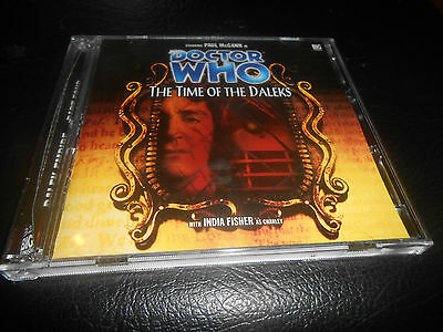 Doctor Who The Time Of The Daleks ( 2 CD'S)