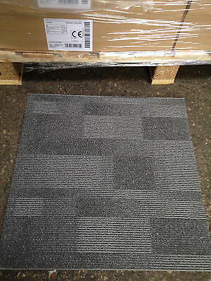 Grey First Impressions New Carpet Tiles all batch matched 01354 696732