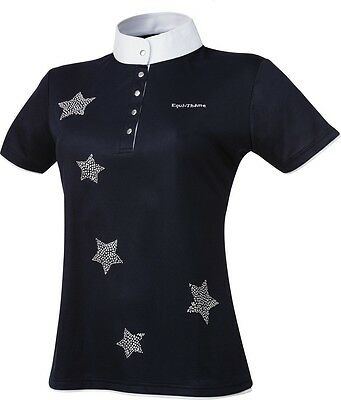 Stunning Equi-Theme Stars Show/Competition Shirt Age 10 years