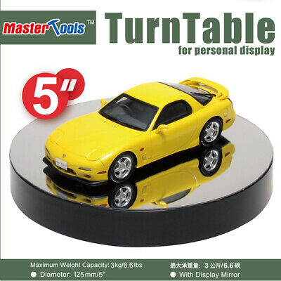 Espositore Girevole - Turntable Display diam 125mm for 1:43 Models TRUMPETER