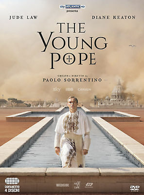 The Young Pope (4 Dvd) HBO