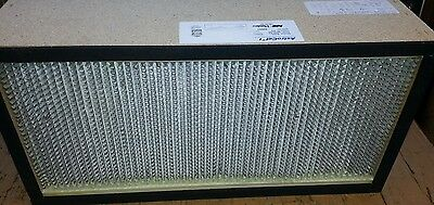 New AAF Astrocel 1 NUCLEAR GRADE Clean Room HEPA Air Filter - 12 x 24 inches