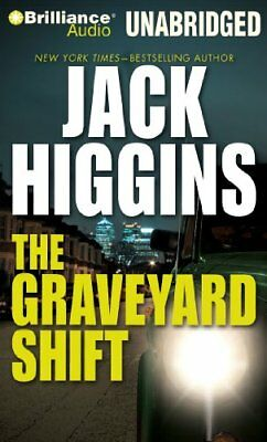 The Graveyard Shift (Nick Miller) by Higgins, Jack Book The Cheap Fast Free Post