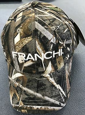 FRANCHI Realtree Max-5 Embroidered Cap Hat-Worldwide ship