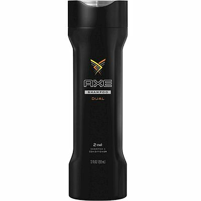 AXE 2 in 1 Shampoo and Conditioner - Dual - 12 oz