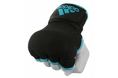 Adidas Super Inner Gel Knuckle Gloves Padded Hand Wraps Hand Pads Boxing Mens