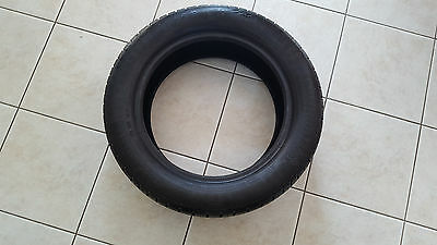 4x  CONTINENTAL ECO CONTACT 5 195/55 R16 87H