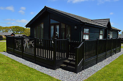 Cornish Holiday Lodge with use of indoor pool  - Sat 5th - Sat 12th August