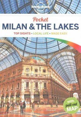 Lonely Planet Pocket Milan & the Lakes by Lonely Planet 9781743215647