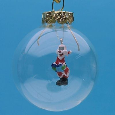 SYLVESTER the Cat HAND BLOWN GLASS made Xmas GIFT WB ORNAMENT WARNER BROS 9614