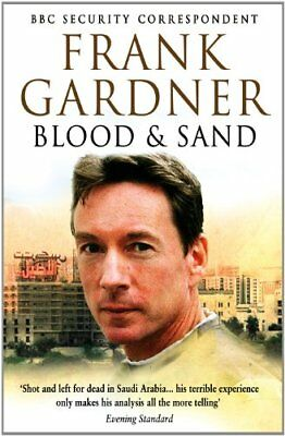 Blood and Sand, Gardner, Frank Book The Cheap Fast Free Post