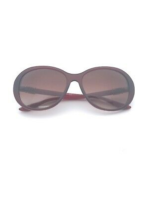 0bde82399fd Versace VE4324B 109 13 57mm Brown Gradient Lens Red Frame (without case)
