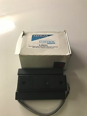 Keyscan K-Prox2 reader New in box. HID compatible.,