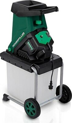 Shredder Composter Composter Garden Chipper Shredder garden electric 2500 W