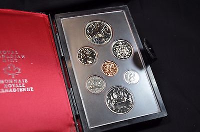 1978 Canada Proof Set - Royal Canadian Mint