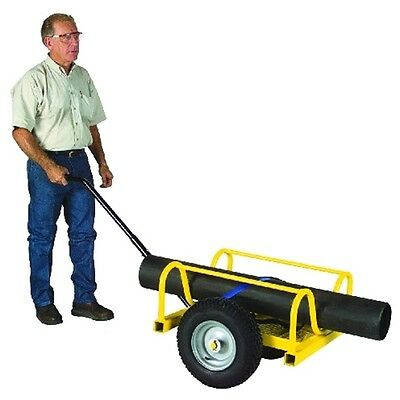Sumner 782685 Cricket w/ Flat Free tires Pipe Dolly