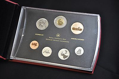 2010 Canada Special Edition Specimen Set - Royal Canadian Mint