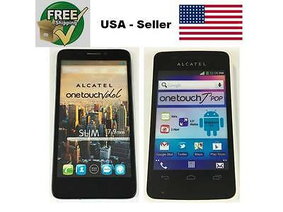 Alcatel Onetouch High Quality Fake Dummy Non-Working Display Phone Smartphone