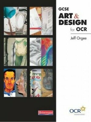 GCSE Art & Design for OCR Student Book (GCSE Art ... by Orgee, Mr Jeff Paperback