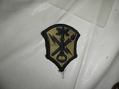 Military Patch Us Army Ocp Hook And Loop Intelligence Security Command