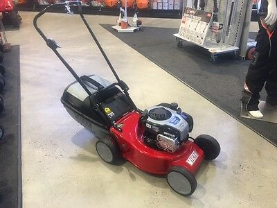 "Victa Push Mower 150cc Four Stroke B&S 625EX Engine 460mm (18"") Cut & Mulch"