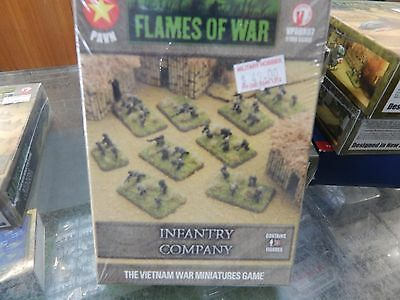 15mm Flames Of War Vietnam PAVN INFANTRY COMPANY