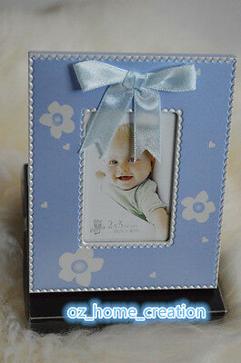 2017 Brand new baby boy blue photo picture frame baby gifts 054-021-01