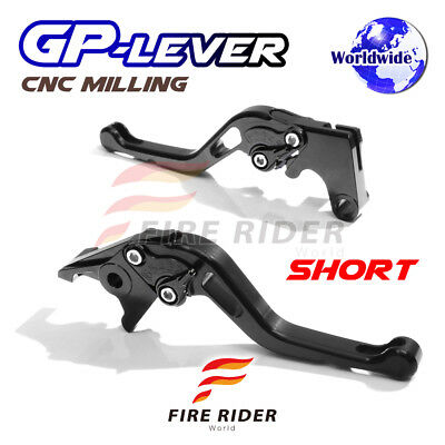 For Yamaha TMAX 530 XP500 15 16 SBB CNC GP Short Front Rear Brake Levers Set