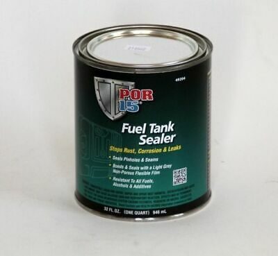 POR15 Fuel Tank Sealer 1 Pint (473ml) - For Tanks Up To 34 Litres Capacity