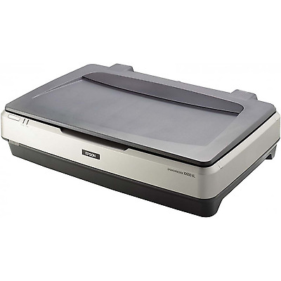 Epson Expression 10000 XL Color Graphics A3 Wide Format Scanner,Warranty