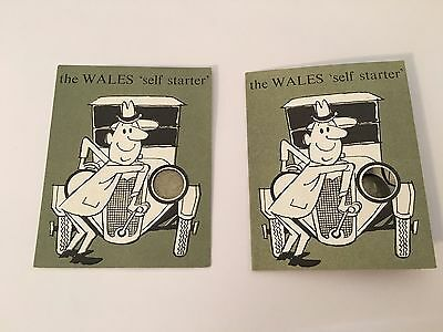 Bank NSW Wales 1960's Folders NZ Nice With Coins