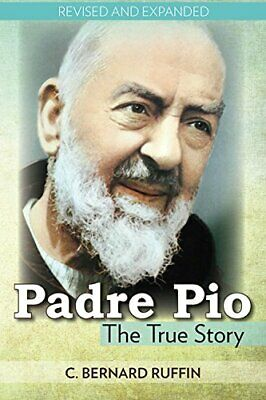 Padre Pio: True Story by Lillian Ruffin Paperback Book The Cheap Fast Free Post