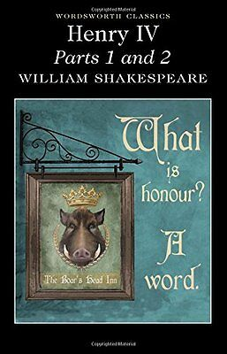 Henry IV: Parts 1 & 2 by William Shakespeare (Paperback, 2013)