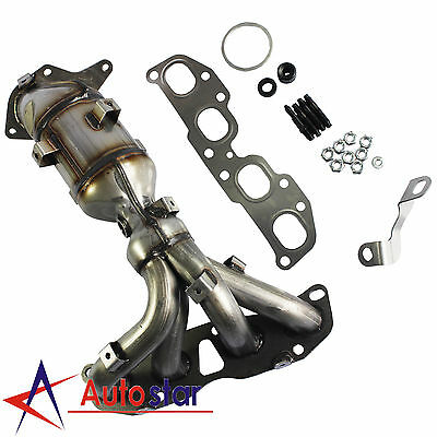 Exhaust Manifold With Catalytic Converter For 2007-2013 Nissan Altima 2.5L New