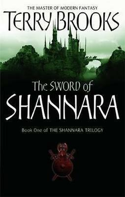 NEW The Sword of Shannara By Terry Brooks Paperback Free Shipping