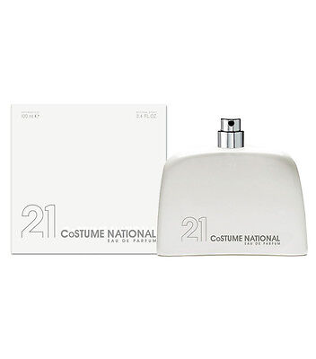 21 COSTUME NATIONAL profumo unisex uomo/donna edp eau de parfum 100ml NUOVO