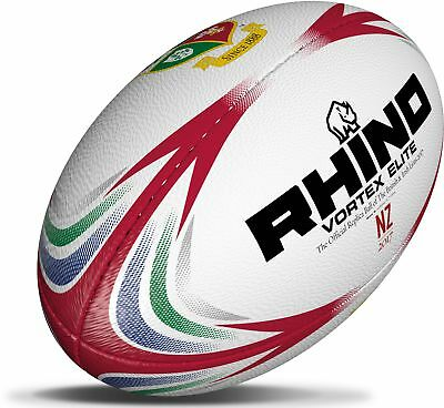 Rhino - British & Irish Lions Tour Official Replica Rugby Ball - Size 5